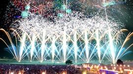 Nagaoka Fireworks -Ten chi jin Fireworks-
