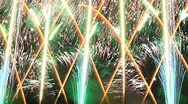 Nagaoka Fireworks -The Earth,Our Only Hometown-