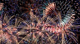 Nagaoka Fireworks -The Flowers of This Sky-