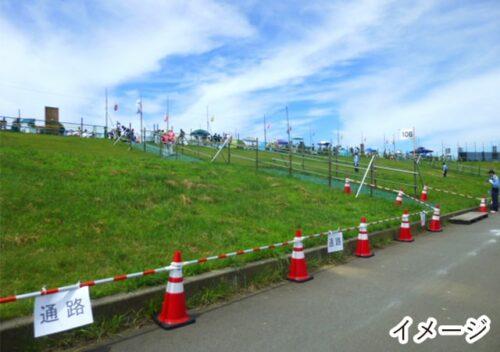 長岡花火 B会場【長岡インター側(左岸)】エリア席