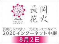 長岡花火 1日目