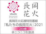 長岡花火 2日目